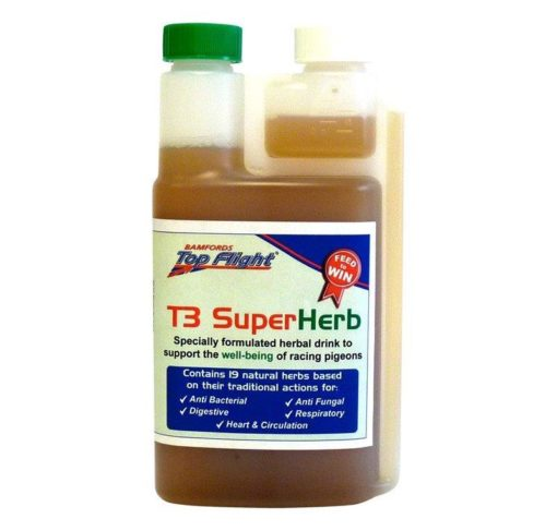 Pigeon Health T3-SuperHerb